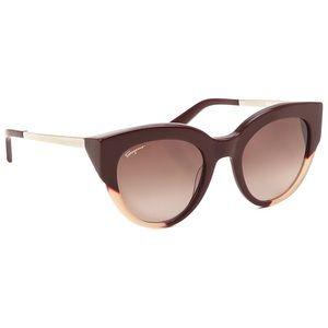 New Authentic Salvatore Ferragamo Sunglasses